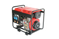 3KVA Silent diesel generator set With perfect welding