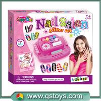 DIY nail salon watercolour painting toys