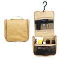 High Quality Travel Folding Custom Hanging Toiletry Cosmetic Makeup Bag For Girls
