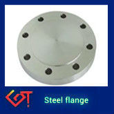 steel flange , waveguide