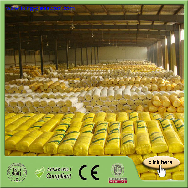 Soundproof glass wool insulation blanket fiberglass for Fiber glass price