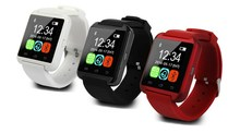 Hot sell Bluetooth Smart Watch U8, Wrist Watch Phone U8 for Android phone