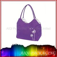 2014 New Design and Favorable Price raw material for ladies bags/Cotton packaging bag