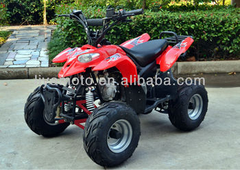 110CC QUAD ATV WITH AUTOMATIC ENGINE