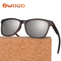 New Product Factory Directly Mens Polarized Unique Wooden Sunglasses Wholesale in China