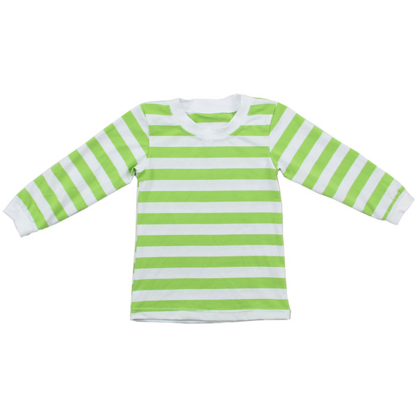 High fashion 2016 new products girls boys clothes long sleeve t shirt with stripes kids shirt long sleeves