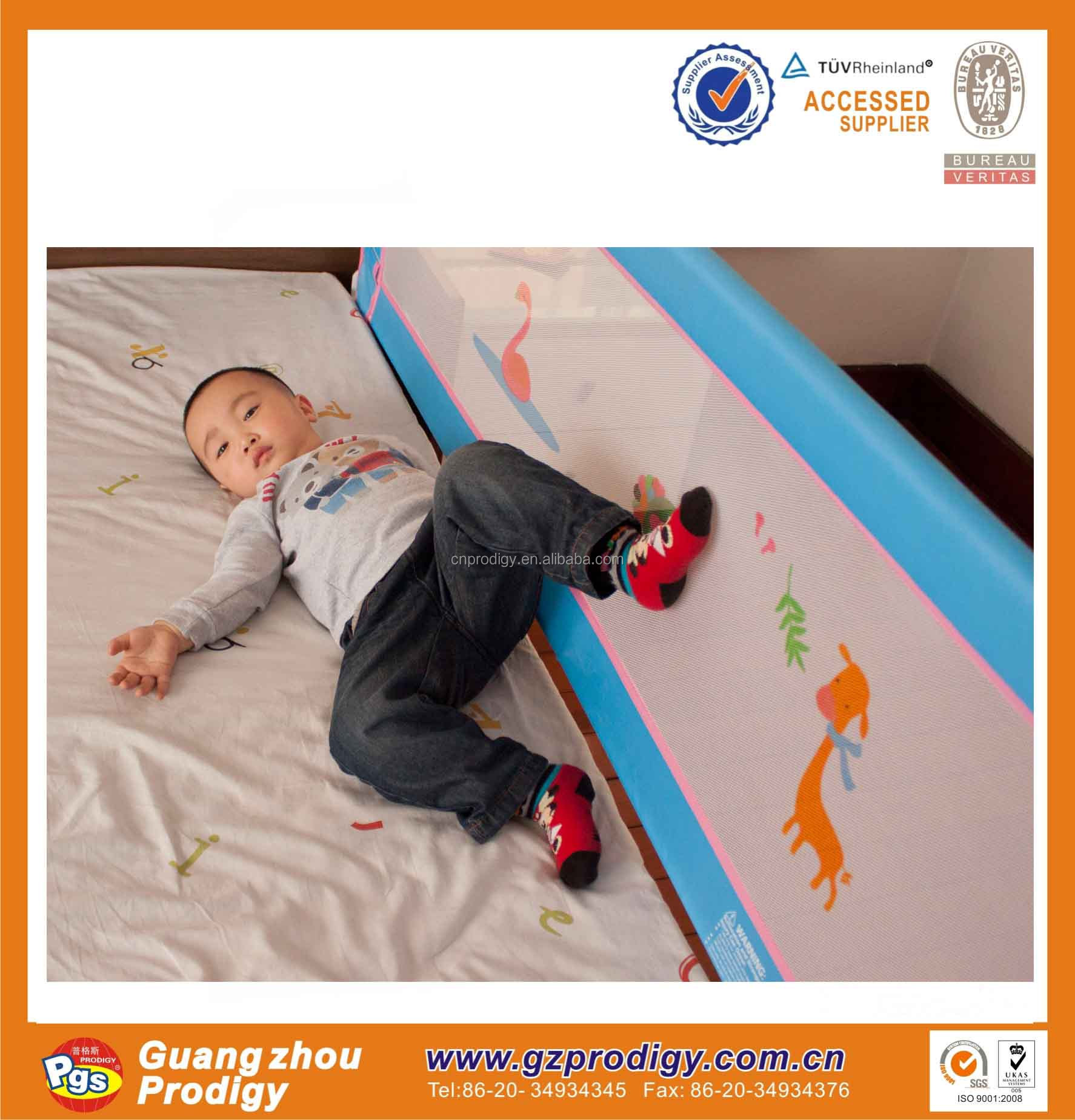 Baby bed fall prevention - Bed Fall Prevention