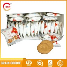 OEM snack food 180g fortified biscuits