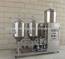 wholesale brewing supplies(50L-15000L) small turnkey brewery copper tank stainless steel beer making equipment
