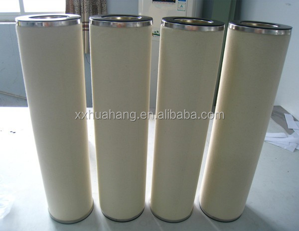High Efficiency Coalescer and separator filter element for fuel water separator filter