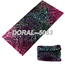 Fashion Scarves Balaclava Multifunctional Polyester Bandana Headwear Muslim Sexy Tube