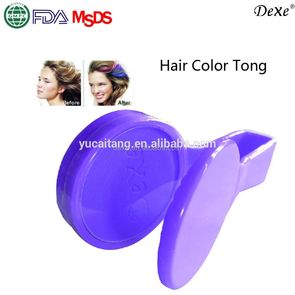 OEM Private Label temporary professional hair dye coloring of hair color chalk