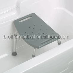 Hospital shower Commode wheel Chair with wheels for elderly