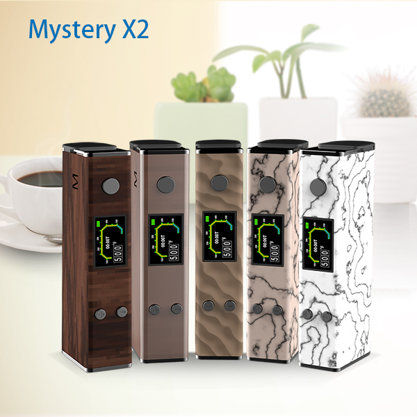 100F-500F special for dry herbs box mod kit vapor mods