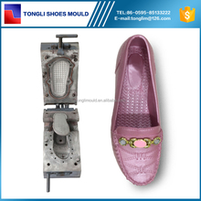 PCU Blow Single Color Aluminium Mold for Woman Sandals