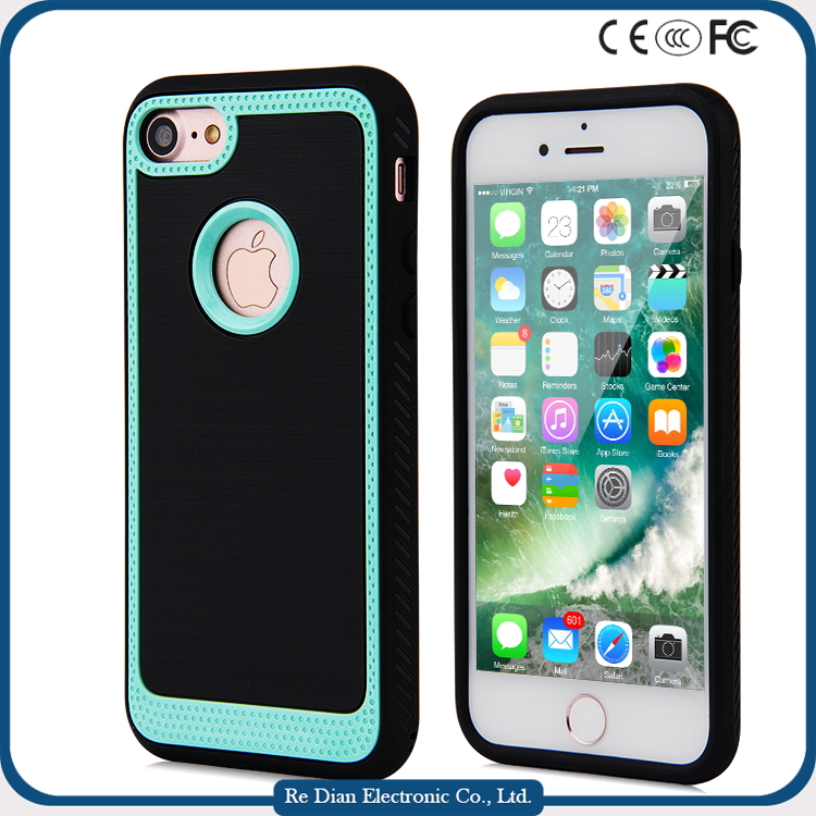 new products 2016 import Metal Shockproof Waterproof Powerful Cell Phone Case For iphone7