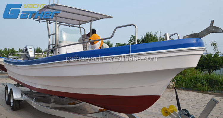 Gather Best selling Fiberglass Used Fiberglass Boat Fishing
