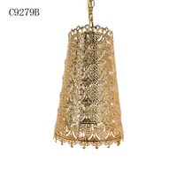 C9279B turkish mosaic chandelier, marsden light, moroccan jilbab