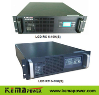 High Frequency Online Rack Mounted UPS(RC6K(S))