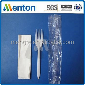 2015 disposable cutlery set