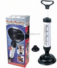 TV568 Environmentally friendly manual drain buster as seen on tv
