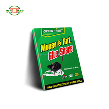 rat trap cage rat trap best selling products rat mouse glue/gum trap board pad paper cardboard insect killer pest control OEM