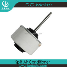 BLDC fan motor for split indoor air conditioner