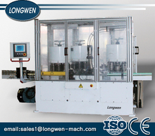 Automatic Aerosol Tin Can Box Producing Tin Can Production Line 3 - station Combiner / Necker Necker and Flanger Machinery