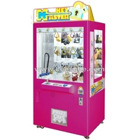 LSJQ-385 key master prize machine arcade game with Taiwan Motherboard