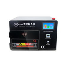 TBK 508 5 in 1 Mobile phone LCD screen remove bubble vacuum OCA laminating autoclave mobile phone repairing machines