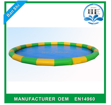 Guangzhou Banshi inflatable swimming pool, inflatable pool rental adult