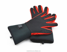 High quality best rechargeable battery powered heated glove liners