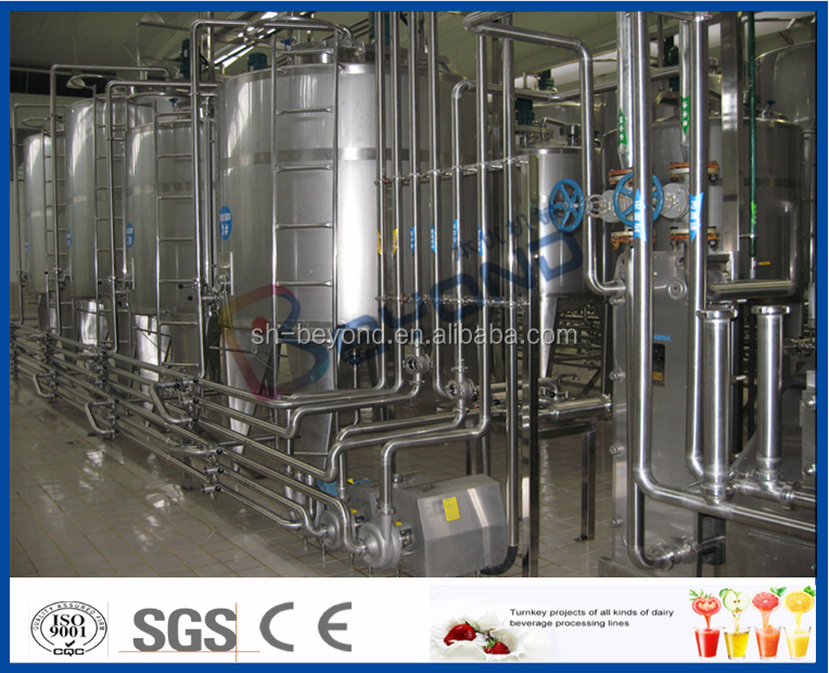 soy milk processing machine