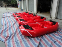 Hot Sell Inflatable Water Toys Custom Cheap Small Fishing Inflatable Boat With CE Approval