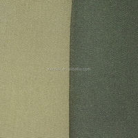 Dyed cotton canvas backpack fabric