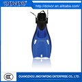 Water sports use high performance diving equipment pp&tpr diving fins
