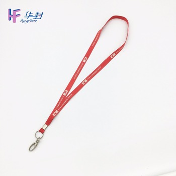 Promotional Items For Market Personalized Transfer Lanyard