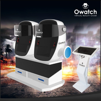 Latest Technology 9D ROBOT Cinema 3 Dof VR Dynamic Effects 9D Cine For Sale