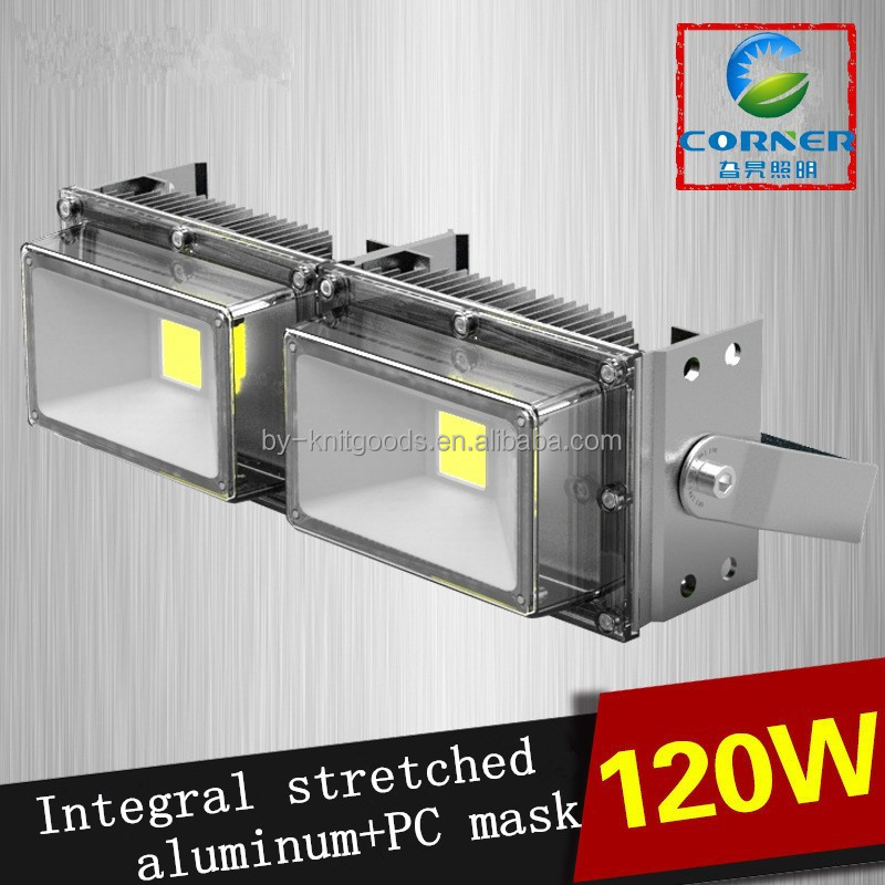 120 degree 120w 110lm/w AC85-265V led lights <strong>flood</strong> with 2years warranty