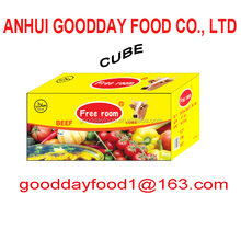Flavouring Cubes, Beef Compound Seasoning Bouillon Cubes