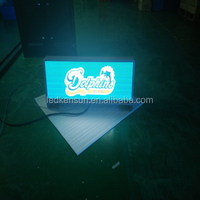 outdoor advertising P5 full color taxi top roof led display with wireless 3G system