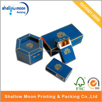 Custom Made disposable paper cigarette storage box printing