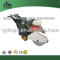 China supplier Gasoline concrete asphalt road cutter machine
