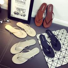 Demi 132 high quality fashion students slipper simple flat beach sandals ladies summer sandals lady sandal womens flip flops