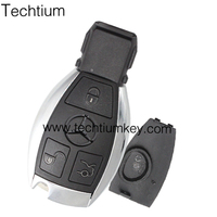 Top Best Smart Car Remote Key With Programming Nec And Electronic Chip Infrared 315mhz 433mhz For Mercedes Benz W203 W210 W211