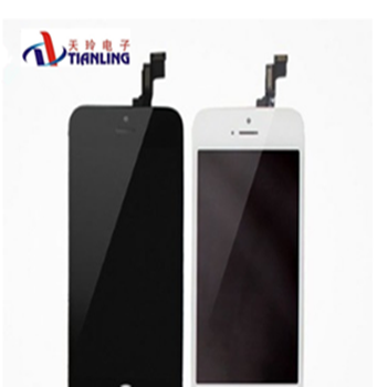 AAA Quality LCD screen digitizer assembly China mobile phone lcd screen, For iPhone 5s