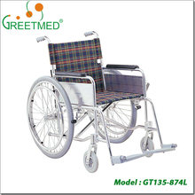 Factory direct sales high quality used manual wheelchair