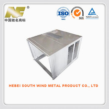 China Custom Air Condition Chassis Metal Sheet Cabinet Factory