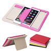 BRG newest products Multifunction leather tablet cover case for apple ipad mini 4 case
