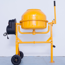 Stable performance high quality product Concrete Mixer 80L concrete mixer in punjab